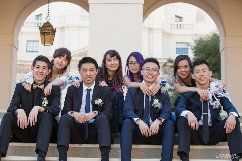 Wu Prom Portraits