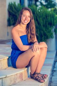 Sasha Senior Portraits