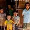 Petit village - Province de Xieng Khouang - Laos