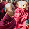 Mandalay - Monastère Mahagandayon