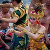 La danse Kecak - Temple d' Uluwatu - Île de Bali