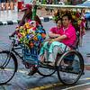 Malaca - Tour de ville