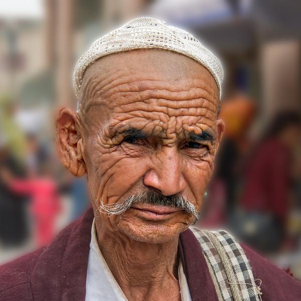 Visite de la vieille ville de Kashgar