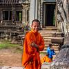 Siem Reap - Visite du temple d'Angkor Vat