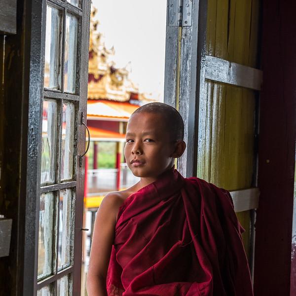 Monastère Mgephaechaun - Lac Inle - Myanmar