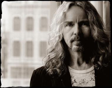 Musician Tommy Shaw of the bands Styx and Damn Yankees, ©2008
