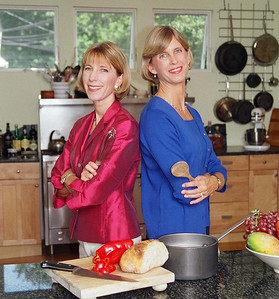 """Janice Bissex and Liz Weiss, co-authors, """"The Meal Make-over Moms"""""""