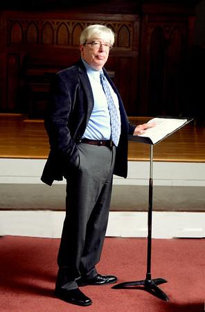 Thomas Stumpf, Director of Music, Follen Unitarian Church, Lexington, MA