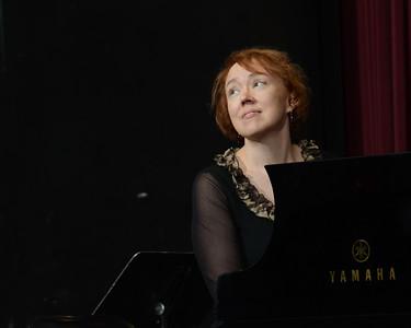 Diana Liiv, Concert Pianist, Lexington Symphony Orchestra