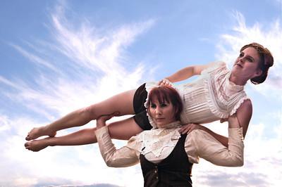 Vulcana Women's Circus, 2011.