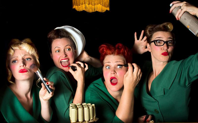 Betty & the Betties, comedy band.