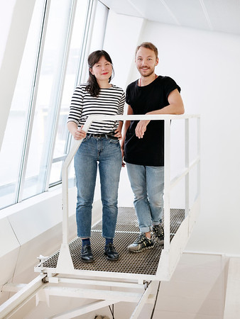 Shizuka Saito and Valentin Dubois, Atelier Baltik - Designers in Geneva