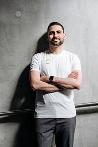 Eliran Ashraf - Under/Construction textile designer Geneva
