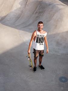 Covira - Skater in Geneva