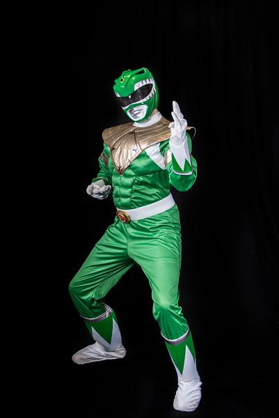 Mighty Morphin Power Ranger