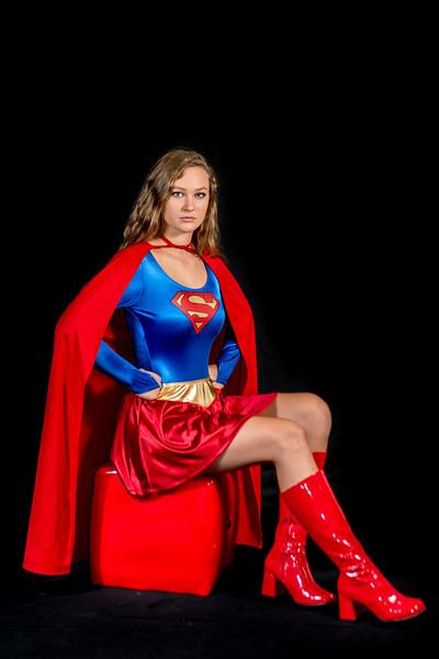 Super Hero Girl