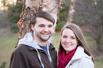 Jake & Heidi Winter 2013