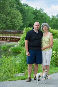 Jeff and Gina Summer 2013