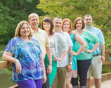 Jones Family Summer 2013
