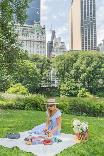 In Central Park