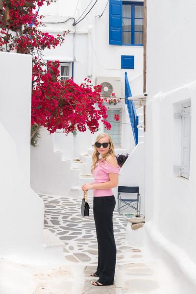 In Mykonos
