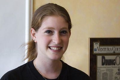 Girl from Tikka Grill