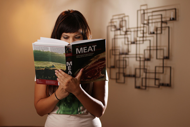 """Meat, yum yum<br /> <br /> Erica's blog <a href=""""http://www.concretecavewoman.com/"""">http://www.concretecavewoman.com/</a>"""
