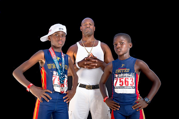 U.S. Track & Field Championships - Poster via SparkDawn Media