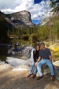 Marc Thonen, Yosemite May 2005