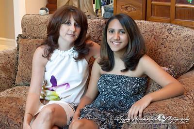 Darlene & Vasantha, 2012
