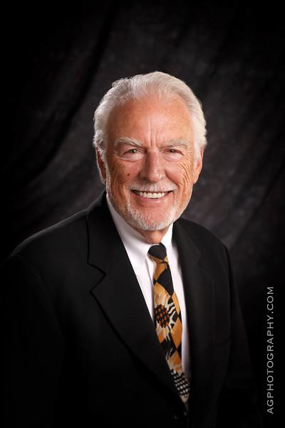 Bill Watt, BIA President, 2010.