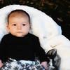Baby portrait.