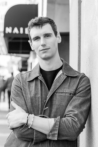 Actor: Cory Michael Smith