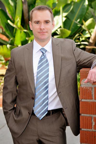 Business portrait.