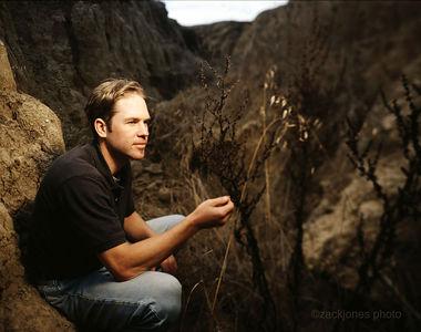 Dr. Robb Moss, Geo Engineer. Goleta, CA 2003