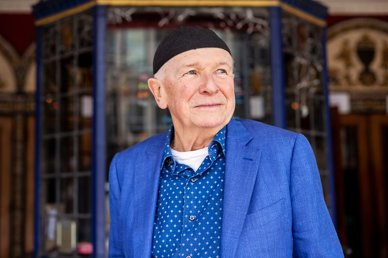 Playwright: Terrence McNally