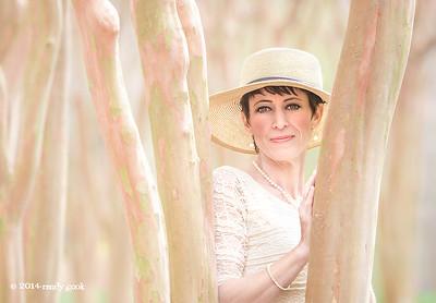 Jennifer at Gibbs Garden