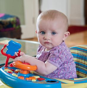 Aoife Ryan, age 6 months, Monkstown, Dublin