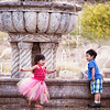 An image featured on the cover of The Buckeye Star in August 2012.  Capturing children's fun and happiness in Buckeye.