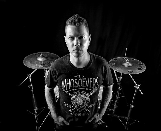 Tom Gascon - drummer for Lacey Sturm
