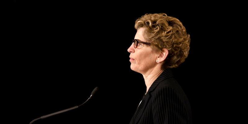 Kathleen Wynne, Premier of Ontario