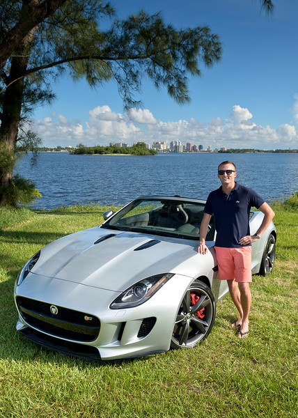 Me and My F-Type