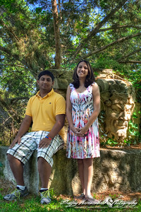 Kethan & Vasantha @ the Festival Institute, 2012