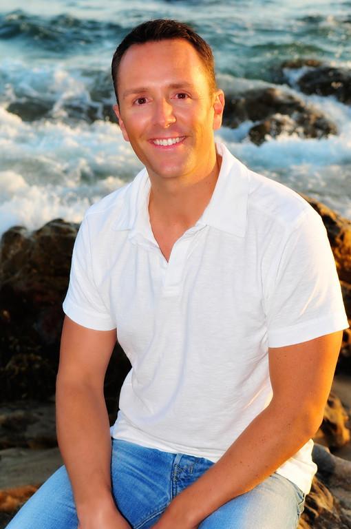 Portrait photo,  Corona Del Mar, CA.