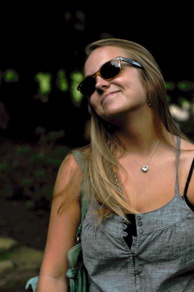 Maddie, Singer Songwriter, Allegheny Student  http://www.myspace.com/maddiegeorgi