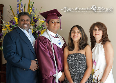 Kethan's Graduation, 2012 - So proud of you! Good luck in college