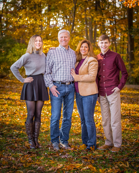 The Bowen Family 2018-2