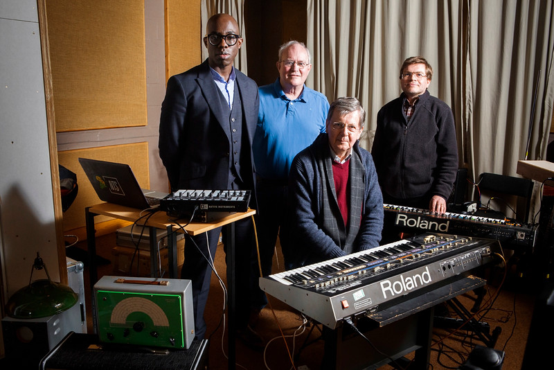 Radiophonic Workshop and Ghost Poet