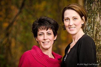 Sisters, Jennifer and Virginia