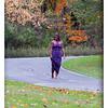 Ohio Girl in Autumn